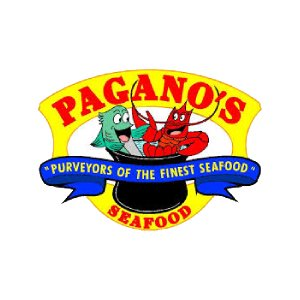 Pagano's Seafood logo image