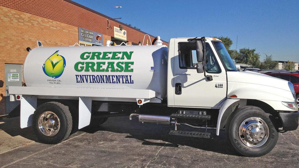Green Grease Environmental cover image