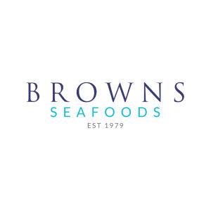 Browns Seafood logo image