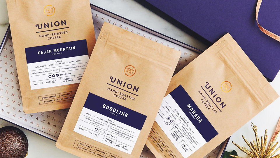 Union Coffee cover image