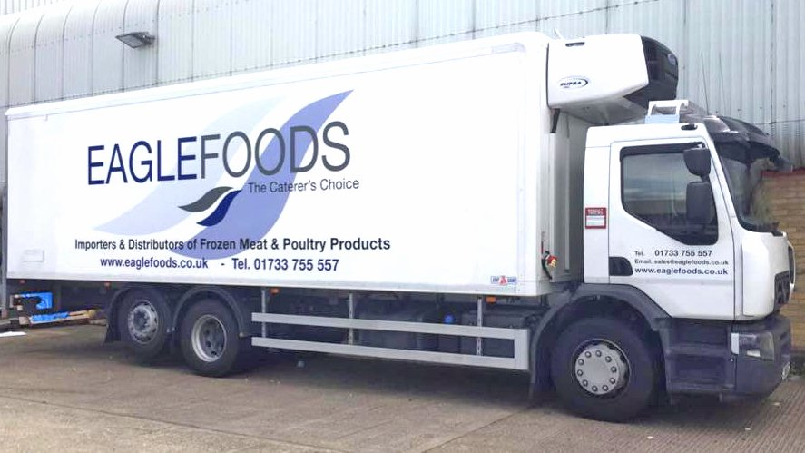 Eagle Foods cover image