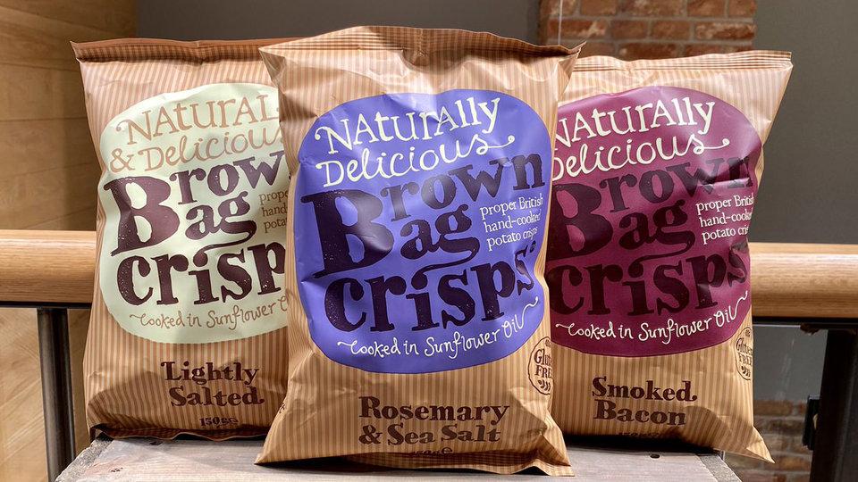 Brown Bag Crisps cover image