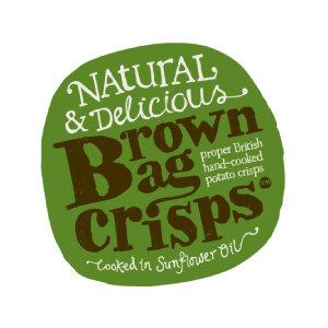 Brown Bag Crisps logo image