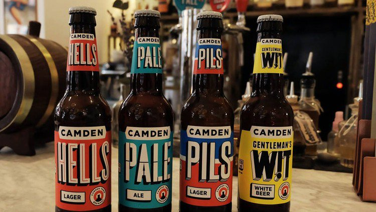 Camden Town Brewery (Off-License) cover image