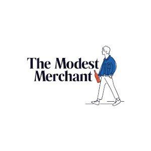 The Modest Merchant logo image