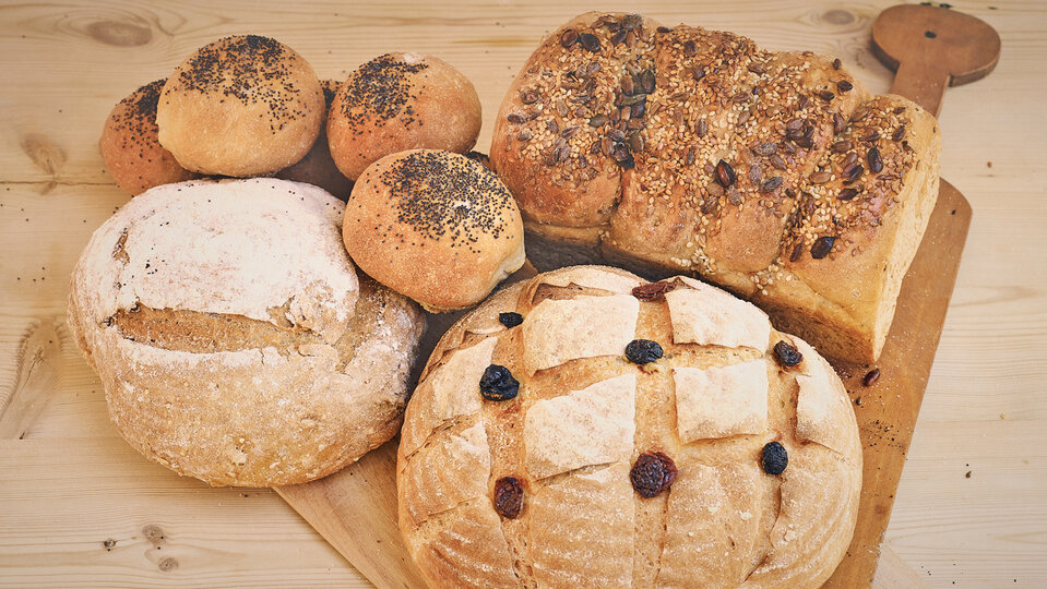 Astons Bread cover image