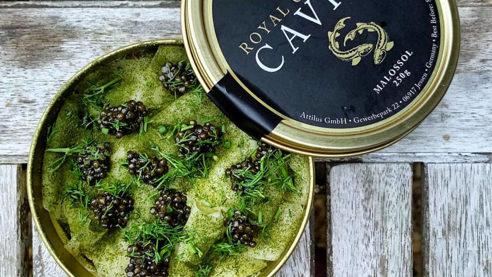 Attilus Caviar cover image