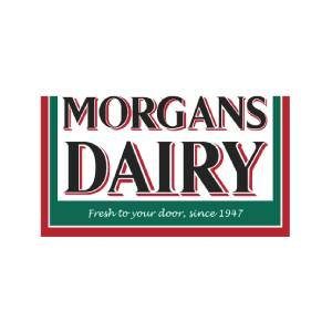 Morgans Dairy logo image