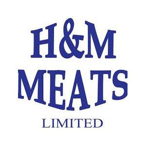 H&M Meats logo image