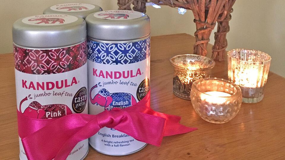 Kandula Tea cover image