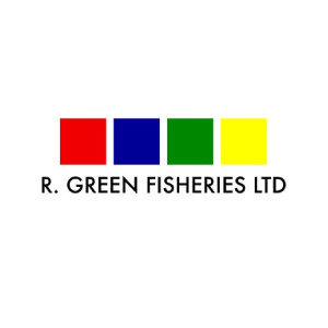 R Green Fisheries logo image