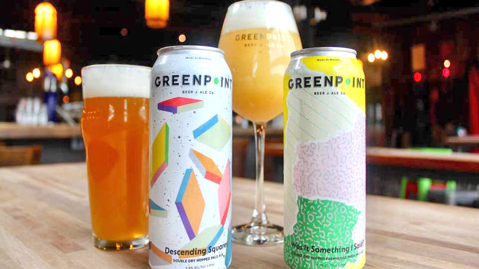 Greenpoint Beer & Ale Co. cover image