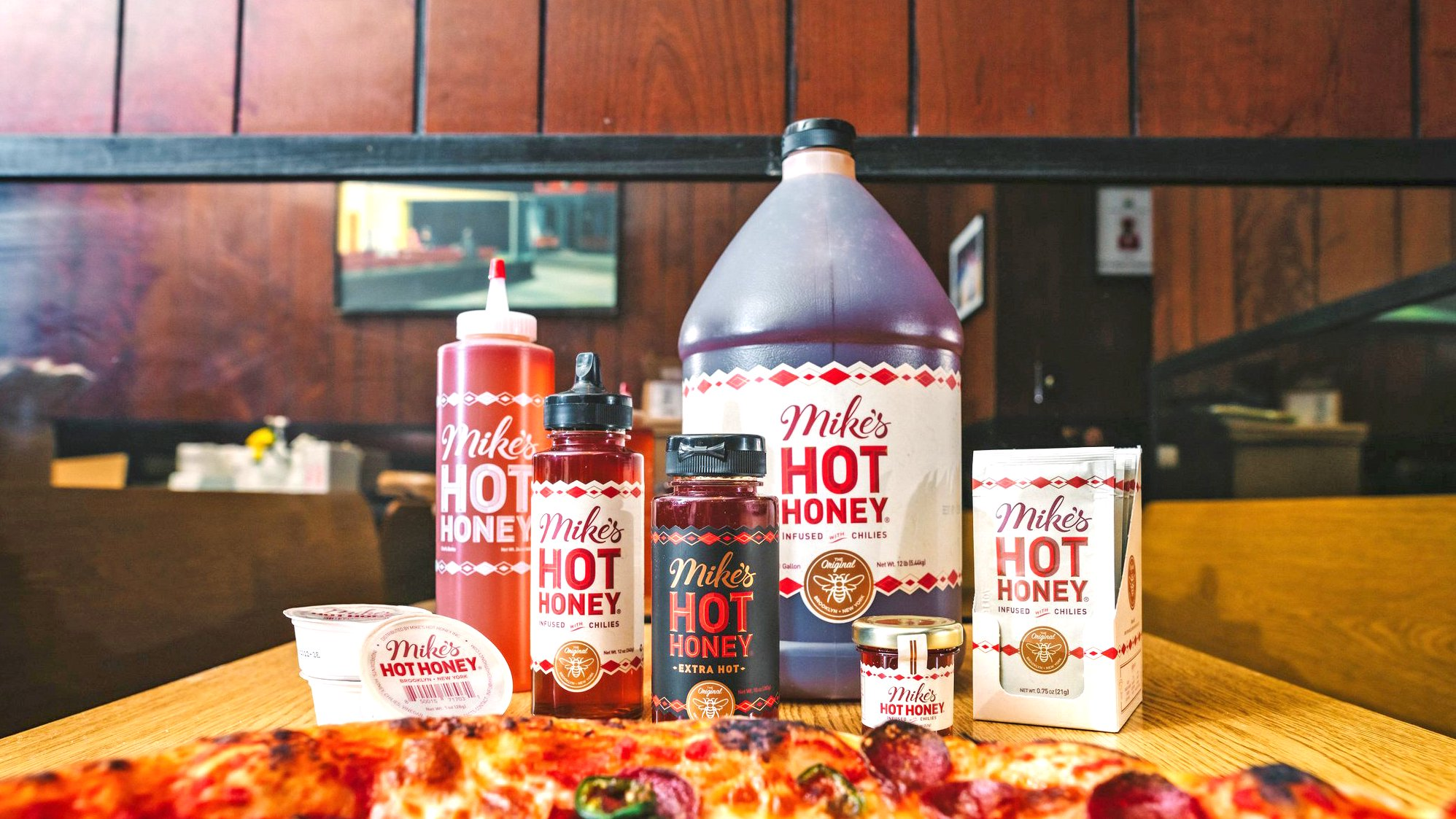 Mikes Hot Honey cover image