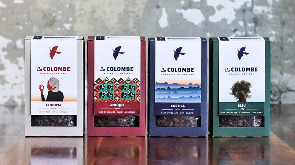 La Colombe Coffee Roasters cover image