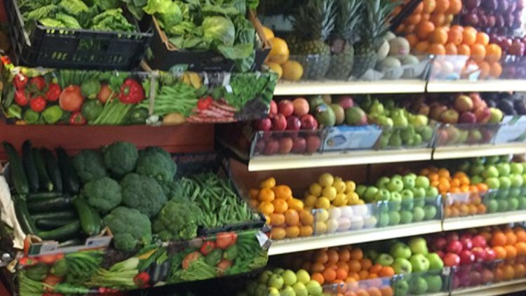 Stears Greengrocers cover image