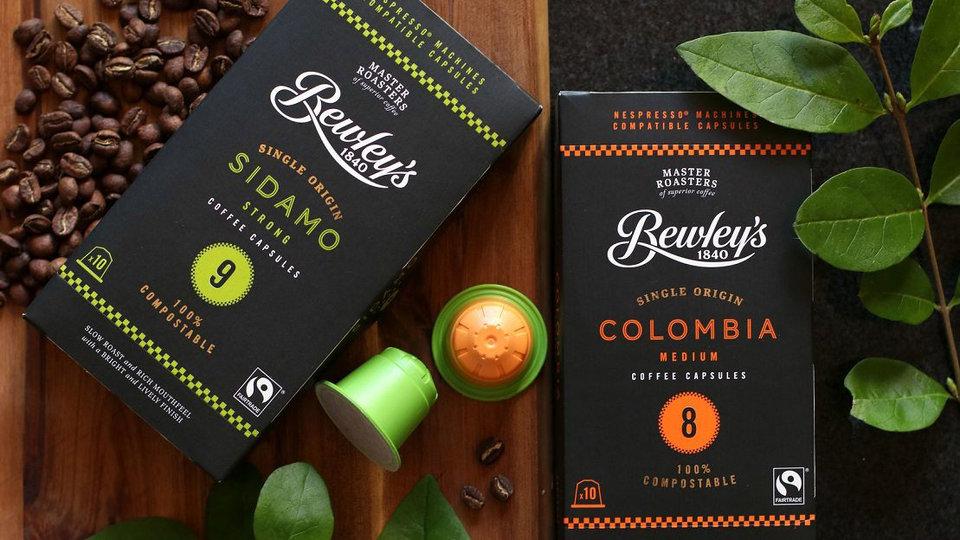 Bewley's Tea  cover image