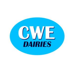 CWE Dairies logo image