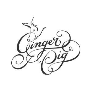 The Ginger Pig logo image