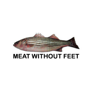 Meat Without Feet logo image