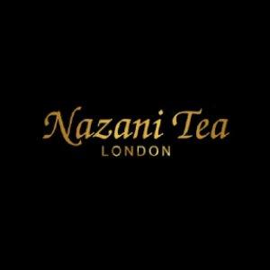 Nazani Tea London logo image
