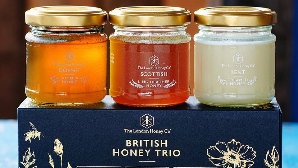The London Honey Company cover image