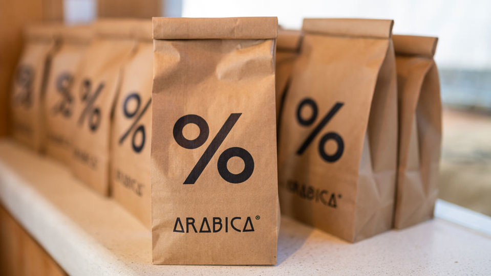 Arabica cover image