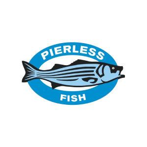 Pierless Fish logo image
