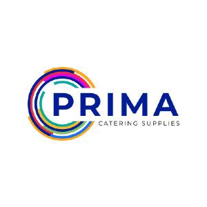 Prima Catering supplies logo image