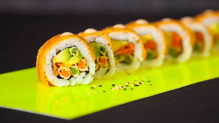 Tropical Sushi cover image