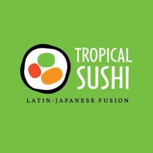 Tropical Sushi logo image