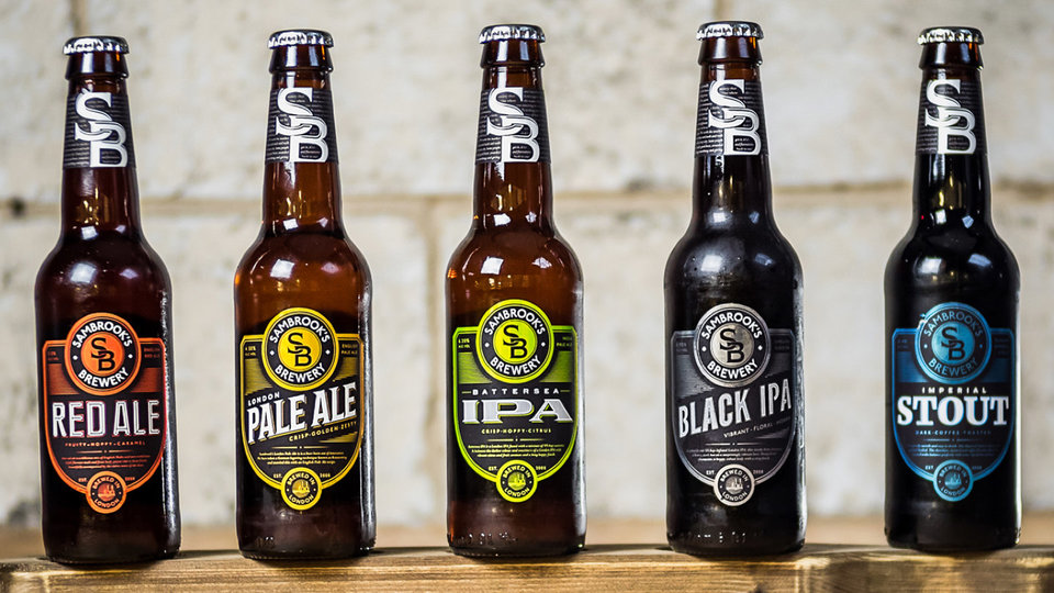 Sam Brooks Brewery cover image