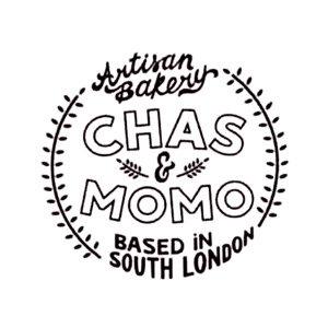 Chas and Momo logo image