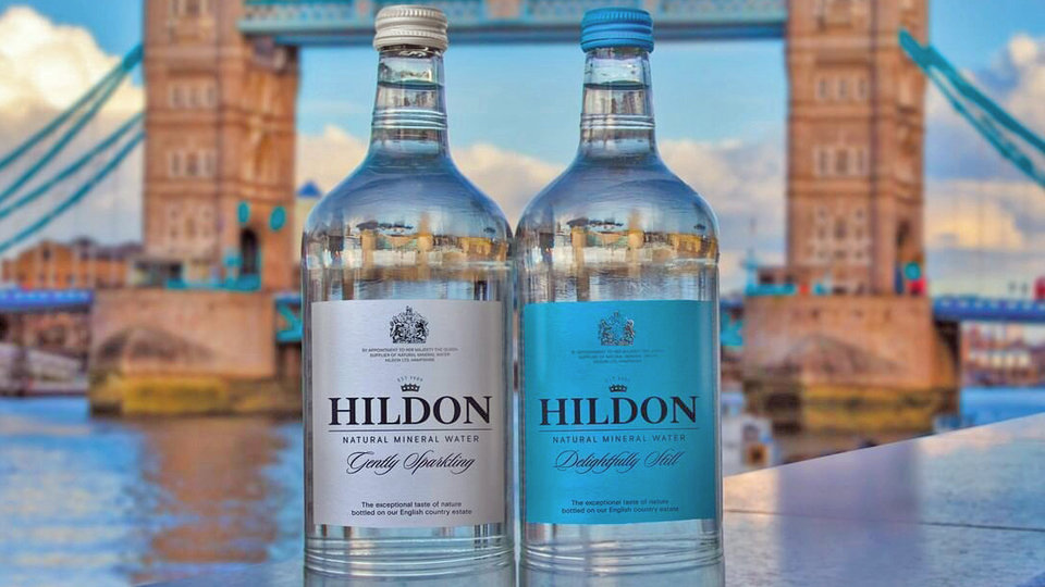 Hildon Water cover image