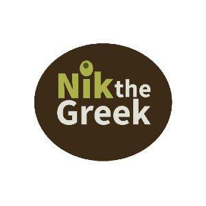 Nik the Greek logo image