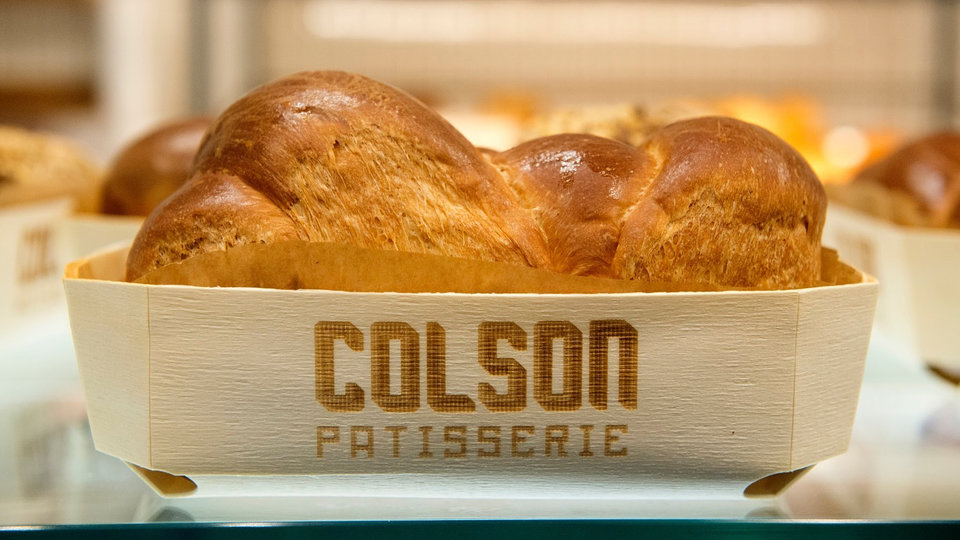 Colson Patisserie cover image
