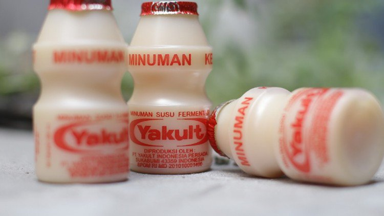 Yakult cover image