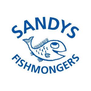 Sandys Fishmongers logo image