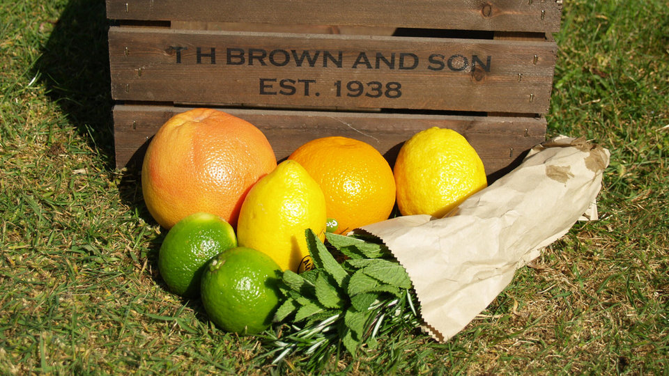 T H Brown and Son cover image
